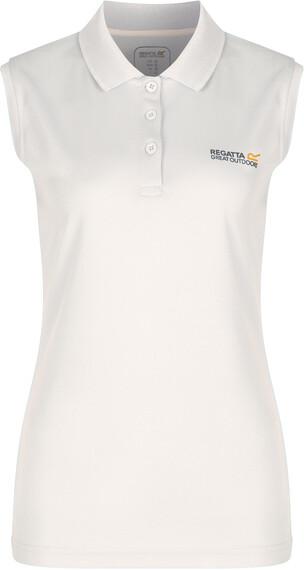 Regatta Tima - T-shirt manches courtes Femme - blanc